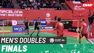 【Video】Kim ASTRUP・Anders Skaarup RASMUSSEN VS LEE Yang・WANG Chi-Lin, chung kết Barcelona Tây Ban Nha 2020
