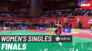 【Video】Carolina MARIN VS Pornpawee CHOCHUWONG, chung kết Barcelona Tây Ban Nha 2020