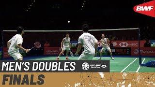 【Video】Hiroyuki ENDO・Yuta WATANABE VS Marcus Fernaldi GIDEON・Kevin Sanjaya SUKAMULJO, chung kết YONEX All England Open 2020