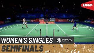 【Video】Carolina MARIN VS TAI Tzu Ying, bán kết YONEX All England Open 2020