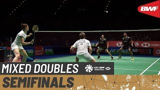 【Video】Praveen JORDAN・Melati Daeva OKTAVIANTI VS Marcus ELLIS・Lauren SMITH, bán kết YONEX All England Open 2020
