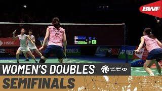 【Video】Yuki FUKUSHIMA・Sayaka HIROTA VS Misaki MATSUTOMO・Ayaka TAKAHASHI, bán kết YONEX All England Open 2020