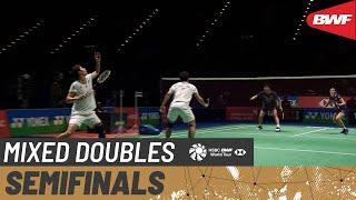 【Video】Dechapol PUAVARANUKROH・Sapsiree TAERATTANACHAI VS SEO Seung Jae・CHAE YuJung, bán kết YONEX All England Open 2020