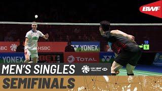 【Video】LEE Zii Jia VS Viktor AXELSEN, bán kết YONEX All England Open 2020
