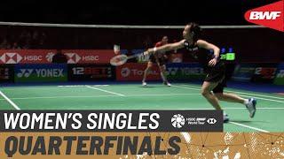 【Video】Pornpawee CHOCHUWONG VS TAI Tzu Ying, tứ kết YONEX All England Open 2020