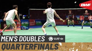 【Video】Marcus Fernaldi GIDEON・Kevin Sanjaya SUKAMULJO VS Aaron CHIA・Wooi Yik SOH, tứ kết YONEX All England Open 2020