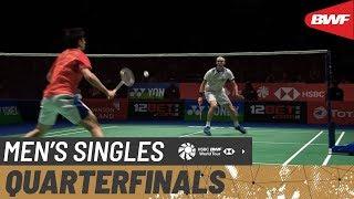 【Video】SHI Yuqi VS Viktor AXELSEN, tứ kết YONEX All England Open 2020