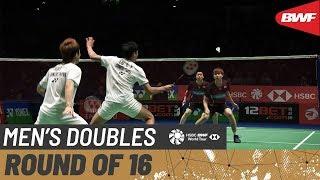 【Video】Aaron CHIA・Wooi Yik SOH VS LU Ching Yao・YANG Po Han, vòng 16 YONEX All England Open 2020