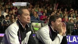 【Video】Kirsty GILMOUR VS Saina NEHWAL, tứ kết TỔNG BWF Giải vô địch thế giới 2017