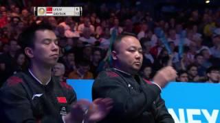 【Video】Marcus Fernaldi GIDEON・Kevin Sanjaya SUKAMULJO VS LI Junhui・LIU Yuchen, chung kết YONEX Toàn Anh Mở Rộng