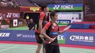 【Video】・CHEN Qingchen VS TAN Kian Meng・LAI Pei Jing, chung kết YONEX Mở Đài Bắc Trung Quốc