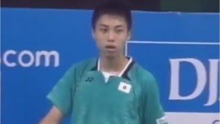 【Video】Kodai NARAOKA VS Kunlavut VITIDSARN, khác Blibli.com Cầu lông Châu Á U17 & U15 Junior vô địch 2015