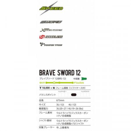 BRAVE SWORD12